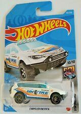 2021 Hot Wheels J Case Chrysler Pacifica Treasure Hunt - HW Metro
