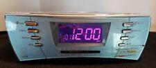 Timex Alarm Clock Radio T439S Multi Directional Sound Chamber MP3 Aux