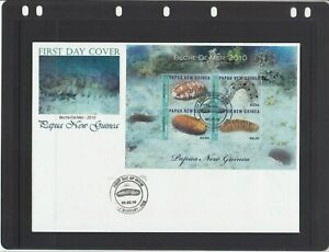 Papua New Guinea.Stamps. First Day Cover.2010