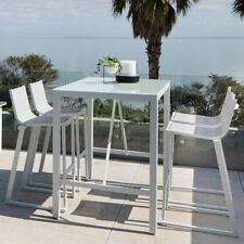 Glass Dining Furniture Sets with 5 Pieces