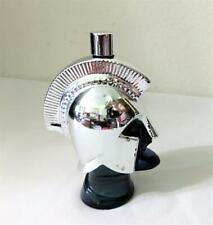 Avon Men'S Tribute Cologne Spartan Warrior Head Full Decanter Blue/Silver '71-72