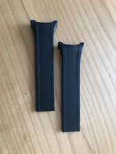 PORSCHE Design Bracciale Gomma per p6340 FLAT SIX modello originale e nuovo di zecca