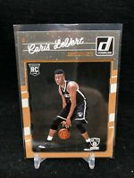 CARIS LEVERT 2016-17 Panini Donruss Rated Rookie #167 RC Brooklyn Nets C44