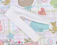 ☆╮Cool Cat╭☆【PT-L01】Pullip Capri Leggings/ Pants/ Trousers with Lace # White