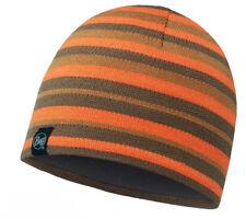 Buff - Laki Stripes - Knitted & Polar Hat