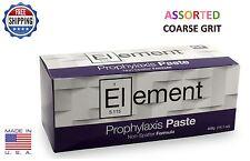 ELEMENT PROPHY PASTE CUPS ASSORTED COARSE 200/BOX  DENTAL NON SPLATTER FLUORIDE