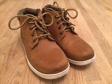 Next Sand Desert Boots Boys Size UK2 (EU35)
