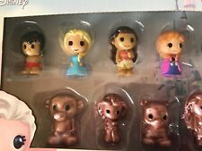 Disney Ooshies Brand New Frozen Pooh Bear Moana Jungle Book Lion King Rose Gold