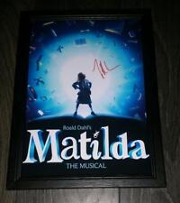 """Matilda - The Musical PP Signed Photo Poster 12""""x8"""" A4 Tim Minchin"""