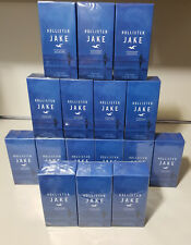 HOLLISTER JAKE COLOGNE for MEN  1.7 oz. (50 ml) Spray NEW IN BOX & SEALED