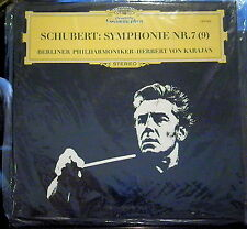 Schubert/Karajan   Symphonie Nr. 7   DG