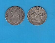 Louis XVI écu de 6 Livres en argent 1786 Perpignan