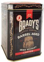 Brady's Barrel Aged Ground Irish Whiskey  Coffee, 227g