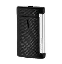S.T. Dupont James Bond 007 Matte Black MiniJet Torch Lighter ST010114 New In Box