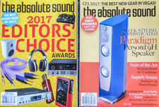 Absolute Sound magazines - March & April, 2017 Best items @ CES & Editors Awards