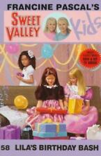 Lila's Birthday Bash (Sweet Valley Kids)