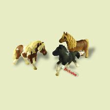 "41352-""Scenery Pack Shetland Pony Familie Exklusiv""#Schleich-NEU in OVP-NEW!!"