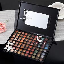 Eyeshadow Palette 88 Colors Eye Shadow Pearl & Matte Warm Makeup Palette Naked