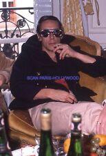 IGGY POP 70s DIAPOSITIVE DE PRESSE ORIGINAL VINTAGE SLIDE #2