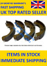Rear Brake Shoes Set AH-8890 HART for Audi Porsche Seat VW