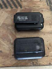 2 - Vintage Motorola Pager Beeper + Mci Original W/Clip