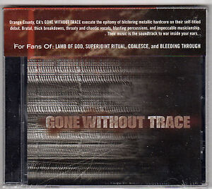 Gone Without Trace - Gone Without Trace CD