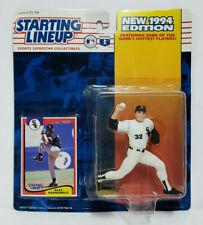 ALEX FERNANDEZ - Chicago White Sox Starting Lineup SLU 1994 Action Figure & Card