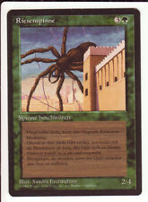 4x Giant Spider/araña (alemán limitado) fbb German beta Reach