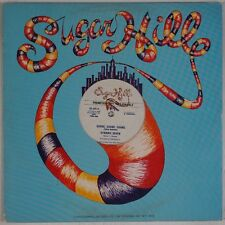 "DYNAMIC SEVEN: Shame Shame Shame USA 12"" Sugar Hill DISCO Rare Promo"