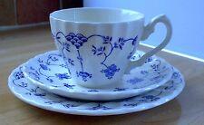 Myott 'Finlandia' CUP/SAUCER/SIDE PLATE trio, Retro Vintage Shabby Chic