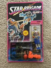 GI Joe Cobra Star Brigade Ozone v2 Tan Figure 10 NEW Sealed  1993  VTG