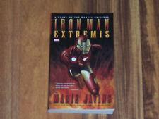 Iron Man Extremis by Marie Javins (2014, Paperback)