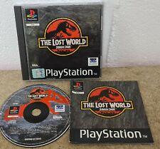 The Lost World: Jurassic Park (Sony PlayStation 1)