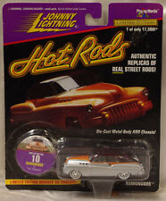 Johnny Lightning Hot Rods Bumongous #10 1991 Silver