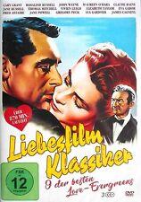 Liebesfilm Klassiker (1933 - 1954, 9 Filme auf 3 DVD)