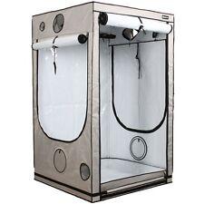 Homebox Ambient Q 100 Pflanzenzelt 100cm x 100cm x 200cm