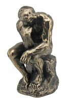 The Thinker By Rodin Statue Sculpture Figurine - HOME DECOR