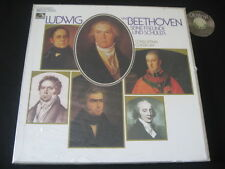 SEALED 4 LP BOX Beethoven & i suoi amici studenti Consortium Classicum | SEALED