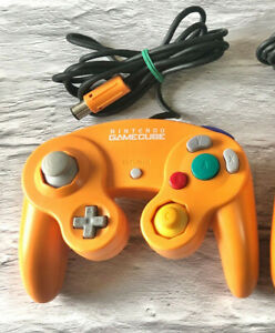 Nintendo Gamecube Controller Gamepad Used in Japan Very Good Condition