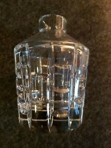Waterford Crystal  Bud Vase /Diffuser. Illuminology Signed to base...perfect !