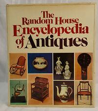 The Random House Encyclopedia of Antiques Book (1973) Antique Vintage