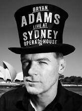 "BRYAN ADAMS - THE BARE BONES TOUR ""LIVE"" AT SYDNEY OPERA HOUSE: BLU-RAY (2013)"