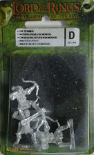 LORD OF THE RINGS ORC BOWMEN MORDOR 05-44 BLISTER GAMES WORKSHOP NEW SEALED OPP