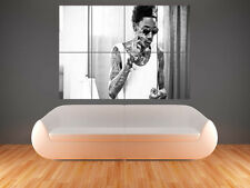 WIZ KHALIFA WALL ART PICTURE POSTER   GIANT HUGE G65