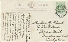 Garnet Clark. Repton Hall,  Burton-on-Trent . 1906. Sister 'Babs' QS.144