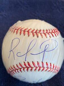 Rafael Furcal ROY NL 2000 Autographed OML Baseball w/COA TRISTAR Authenticated