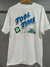 DEADSTOCK VTG 90s Disney Store Tool Time Tim Allen TV Show Promo T Shirt LARGE