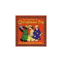 Christmas Pop-The very best of (1994, Sony) Wham!, NKOTB, Bros, Hooters.. [2 CD]