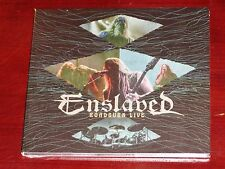 Enslaved: Roadburn Live CD 2017 Burning World Records RF10, BNM004CD Digipak NEW