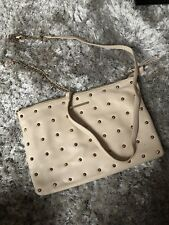 River Island Studded Bag/clutch with straps